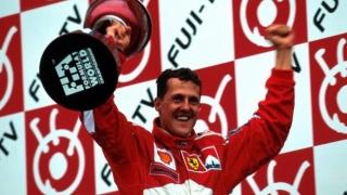 Ferrari l-a omagiat pe Michael Schumacher