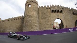 Nico Rosberg va pleca din pole position în cursa de Formula 1 de la Baku