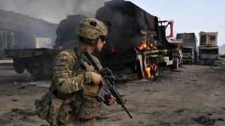 Zeci de morți și de răniți în atacuri asupra unui convoi în Kabul