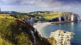 Un peisaj magnific, ultimul loc de pe pământ pentru unii oameni