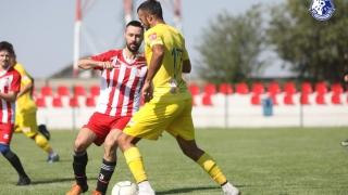 FC Farul a trecut la scor de Sparta Techirghiol şi CS Poseidon Limanu-2 Mai