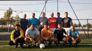 Revedere a foştilor juniori ai Grupei '72 de la FC Farul