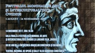 """LANSARE FILM """"Ovidius"""" 50 de ani de la înfrățirea orașelor Constanța și Sulmona"""