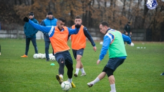FC Farul Constanța și-a reluat pregătirile