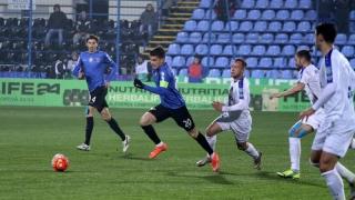FC Viitorul a remizat cu Pandurii