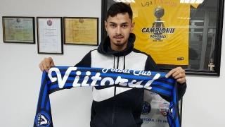 FC Viitorul a transferat un atacant