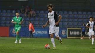 FC Viitorul II s-a impus în amicalul de la Brăila