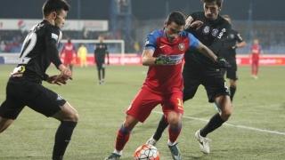 FC Viitorul, încă o înfrângere în faţa Stelei