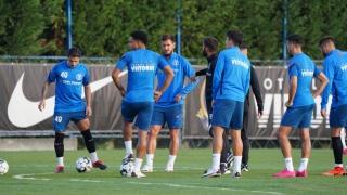 FC Viitorul s-a reunit înaintea returului Ligii 1