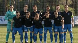 Viitorul a cedat la limită în amicalul cu Partizan
