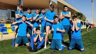 """Calificare în penultimul act la """"Saudi Leaders Cup"""" pentru FC Viitorul U17"""