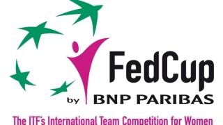 Egalitate în confruntarea Franţa - România, din semifinala FED Cup