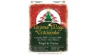 Feerie, magie şi veselie în Tărâmul Magic al Crăciunului!