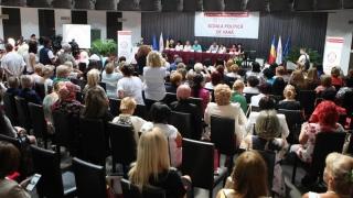 Femeile social democrate vin la mare, la Școala de Vară