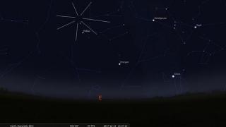 Fenomen astronomic spectaculos! Ce sunt Geminidele