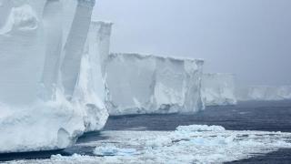 Fenomen straniu în Antarctica