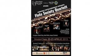"""Festivalul Internațional de Flaut """"Marea Neagră"""""""