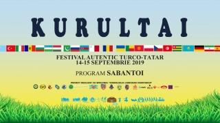 Festivalul internaţional Kurultai