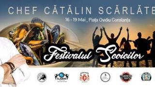 Chef Cătălin Scărlătescu vă invită la Festivalul Scoicilor 2019