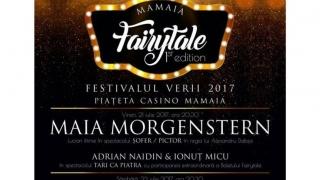 Festivalul Mamaia Fairytale, nopţi de poveşti despre teatru, muzică şi comedie