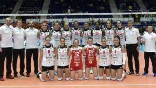 CSM Volei Alba Blaj va lupta pentru câştigarea Ligii Campionilor la volei feminin