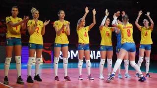 Voleibalistele tricolore au pierdut primul meci de la Campionatul European