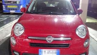 Autoturism căutat de autorităţile din Italia, descoperit la Vama Giurgiu