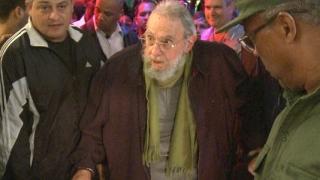 Fidel Castro și-a făcut apariția la congresul Partidului Comunist din Cuba