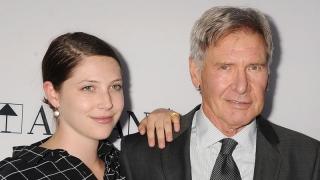 Fiica lui Harrison Ford suferă de epilepsie