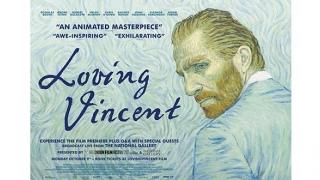 """""""Cu drag, Van Gogh"""", din 12 aprilie pe marile ecrane din România"""