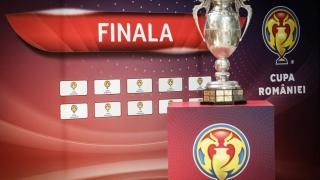 Înainte de Finala Cupei României, moment de reculegere în memoria lui Patrick Ekeng