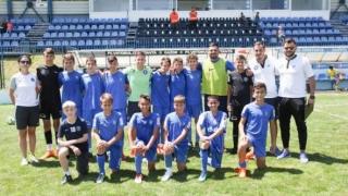 FC Viitorul U13 va lupta pentru titlu