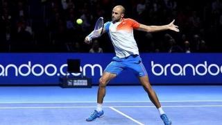 Marius Copil, evoluţie curajoasă în finala cu Federer