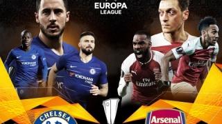 Din Azerbaidjan, trofeul UEL va ajunge la... Londra