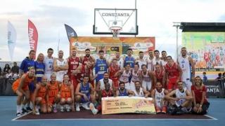 S-au decis echipele calificate la FIBA 3x3 Europe Cup