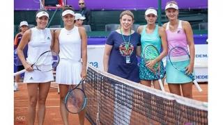 Iată cine este prima finalistă a probei de dublu la BRD Bucharest Open