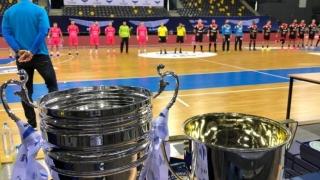 HC Dobrogea Sud a cedat în finala Cupei României