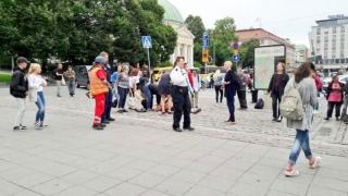 Atac în Finlanda! Mai multe persoane rănite!