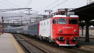 CFR Infrastructură: Circulația feroviară este oprită temporar în județele afectate de furtună