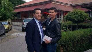 Fiul unui candidat la Primăria Constanța a ajutat o bătrână tâlhărită!