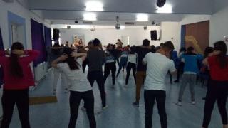 "Medgidia dansează : FlashMob ""Dansez pentru sănătate"""