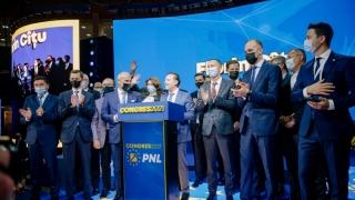 Florin Cîțu este noul lider al PNL: Vă promit că voi fi președintele tuturor liberalilor