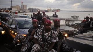 Focuri de armă în Coasta de Fildeş