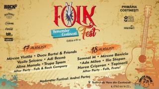 Proiect cultural: A treia ediție a Folk Fest Remember Costinești