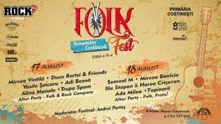 Încă o seară de muzică bună și de amintiri, la Folk Fest Remember Costinești