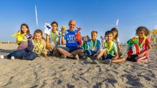 Se strâng fonduri pentru prima plajă pentru persoanele cu dizabilități