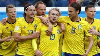 Suedia, în sferturile Cupei Mondiale din Rusia