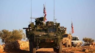 Armata americană dispune de forțe puternice în jurul Siriei