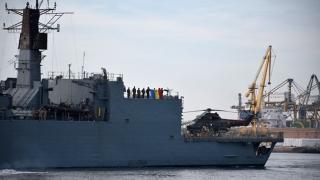 Cooperare militară la Marea Neagră și Delta Dunării