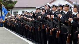 Forțele Navale, mai bogate cu 133 de soldați profesioniști